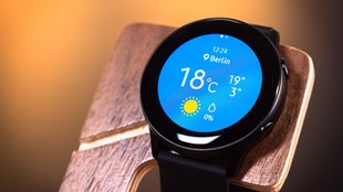 Samsung Galaxy Watch Active: Fitness-Smartwatch bei Amazon besonders günstig