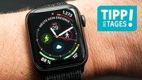 Schrittzähler für die Apple Watch: So kann man sich die Schritte anzeigen lassen