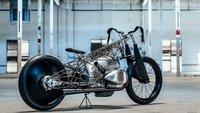 Zukunfts-Motorrad stiehlt die Auto-Show in Shanghai