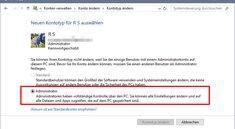 Windows 10: Administrator ändern – so geht's