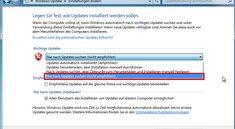 Windows 7: Automatische Updates deaktivieren – so geht's
