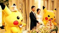Jetzt gibt es sogar schon offizielle Pokémon-Hochzeiten