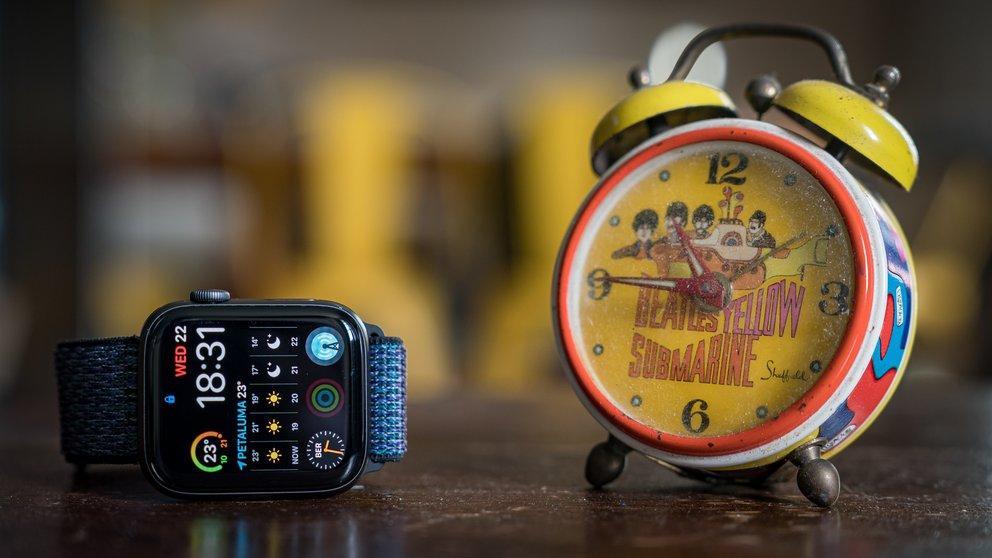 Apple Watch aufgewacht: Hersteller verrät unveröffentlichtes Smartwatch-Feature