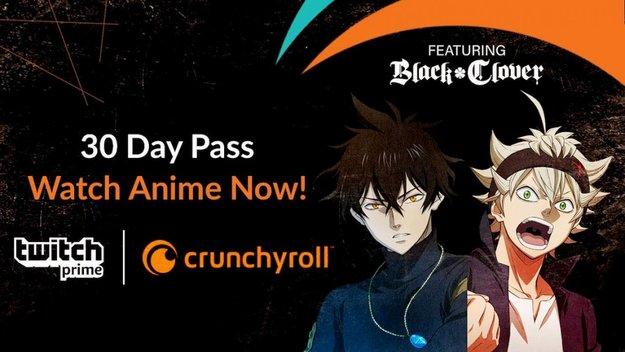 Dank Amazon Prime kannst du 30 Tage kostenlos Anime-Serien schauen