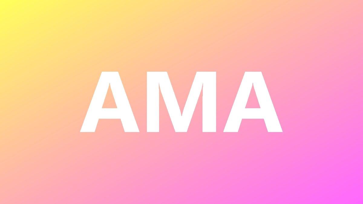"""Was heißt """"AMA""""? Bedeutung & Übersetzung der Internet ..."""