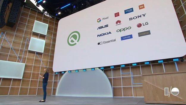 Android 10 Q für Xiaomi Mi 9, Sony Xperia XZ3, OnePlus 6T und weitere: Beta-Version zum Download