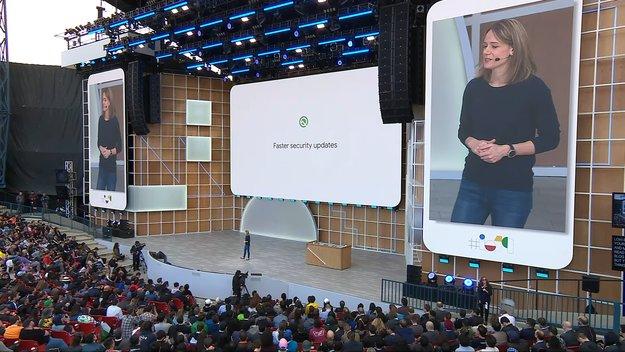 Langsame Updates: So will Google das größte Problem von Android lösen