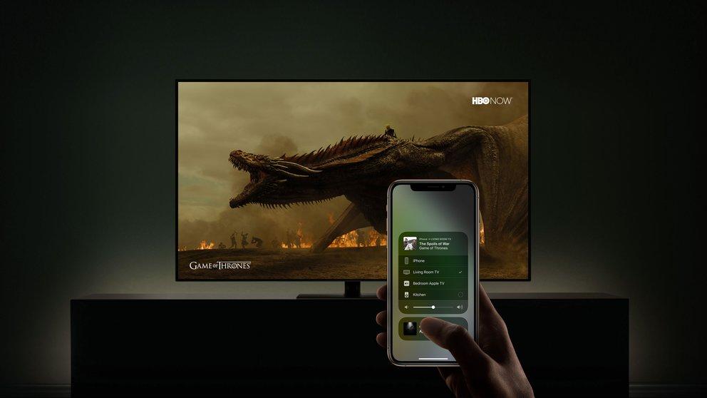 Samsung und Apple finden zueinander: Versprechen eingelöst