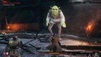 Und plötzlich ist Shrek ein Bosskampf in Sekiro