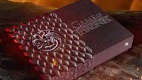 Xbox One S All Digital im Game of Thrones-Look