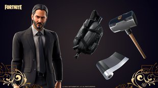 Fortnite: Crossover-Event mit John Wick angekündigt