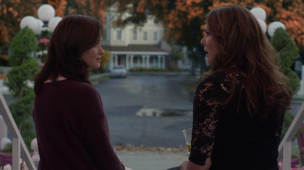 "<div>""Gilmore Girls"