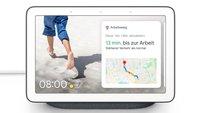 Google Nest Hub und Hub Max angekündigt: Smarte Lautsprecher mit Display zum günstigen Preis