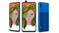 Huawei P smart Z vorgestellt: Schönes Randlos-Handy mit großem Akku