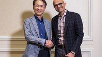 Sony und Microsoft arbeiten gemeinsam an KI, Cloud-Gaming und Streaming-Service
