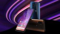 Motorola One Vision vorgestellt: Kino-Smartphone mit Samsung-Herz zum günstigen Preis