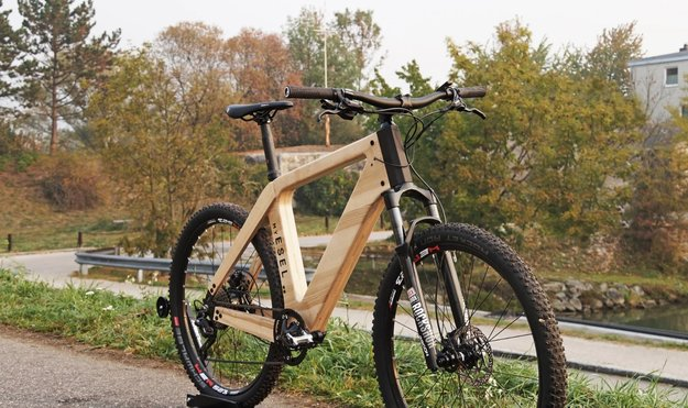 E-Bike aus Holz? My Esel macht den Pedelec-Traum wahr