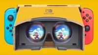 Zelda & Mario in VR: Selbst Nintendo beißt sich die Zähne an VR aus