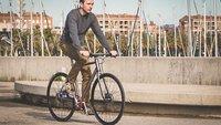 Pedelec mit unendlicher Reichweite: Dieses E-Bike lädt sich von selbst wieder auf
