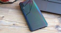 Samsung Galaxy A50: Farben des Smartphones im Überblick