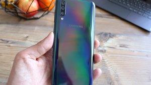 Samsung Galaxy A50 im Preisverfall: Mehr Smartphone braucht man nicht