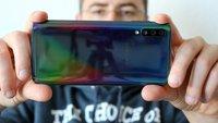 Ist das Samsung Galaxy A50 wasserdicht? Was ihr dazu wissen solltet