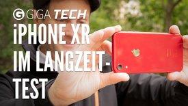 iPhone XR im Langzeit-Test