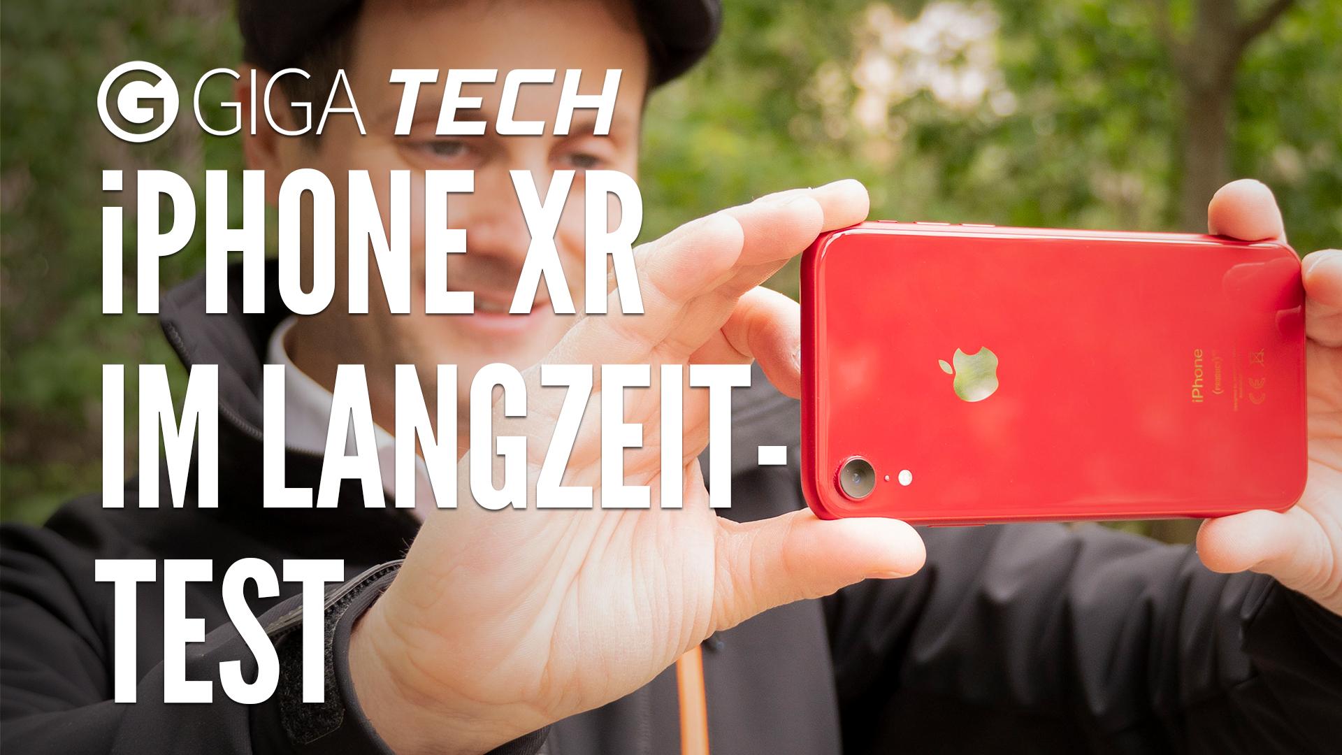 Iphone Xr Im Langzeit Test
