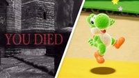 2D-Sehschwäche? Mein persönliches Dark Souls heißt Yoshi's Crafted World