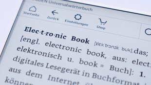 Kindle anmelden: Login mit dem Amazon-Account