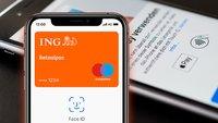 Apple Pay mit ING:  Start des iPhone-Bezahldienstes verzögert sich