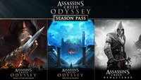 Assassin's Creed Odyssey: Season Pass - Alle DLCs, Inhalte und Release-Termine