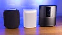 Kleine WLAN-Lautsprecher im Vergleich: Bose, Apple, Sonos – wo liegen die Unterschiede?