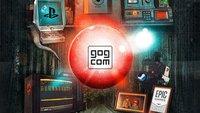 GOG, Steam, Epic und kostenlose Spiele: Epische Angebote zum Wochenende