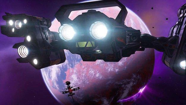 Dein Raumschiff in Borderlands 3 ist alles, was Fans sich je gewünscht haben