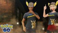Pokémon GO: Meisterdetektiv Pikachu-Event gestartet