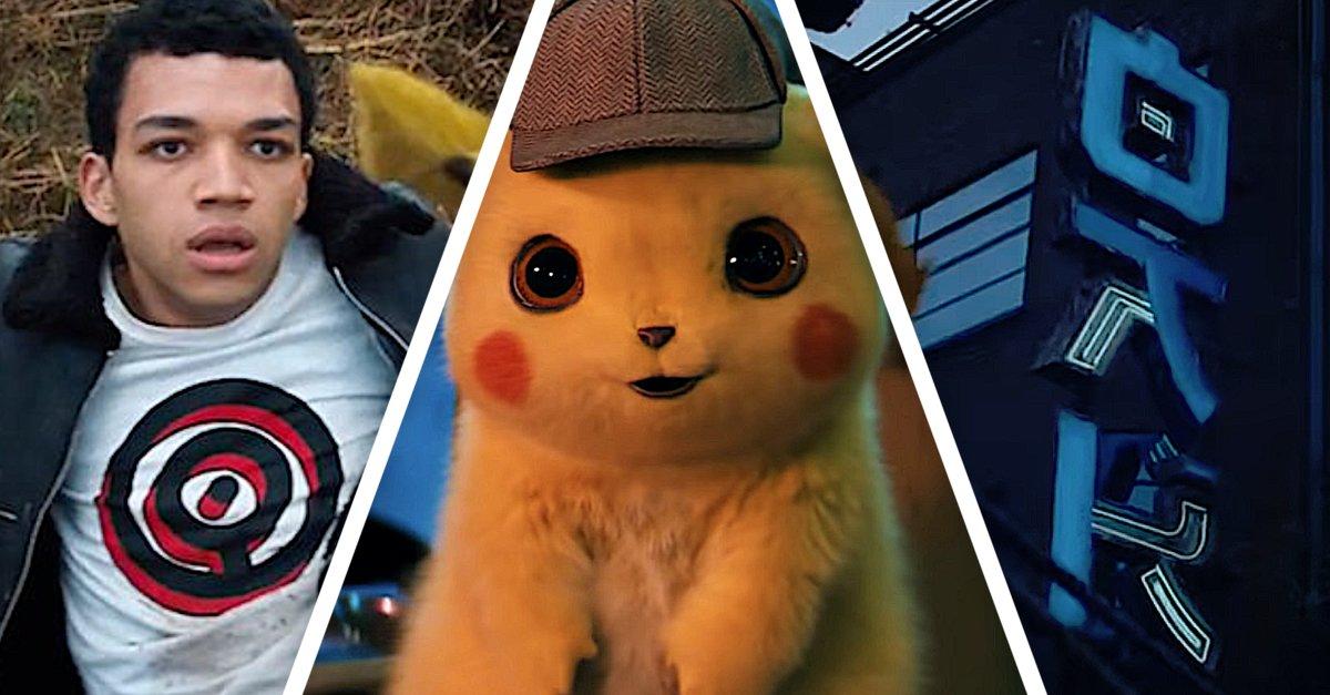 Meisterdetektiv Pikachu: Details, die dir garantiert nicht aufgefallen sind