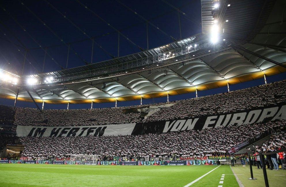 Fussball Heute Eintracht Frankfurt Fc Vaduz Im Live Stream