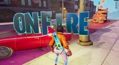 Fortnite: ONFIRE-Buchstaben - Fundorte im Video (City-Chaos)