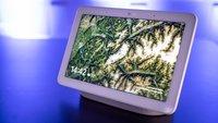 Google Nest Hub erhältlich: Smarter Lautsprecher mit Display zum günstigen Preis