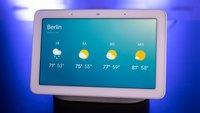 Google Nest Hub: Preis, Release, technische Daten, Bilder und Video