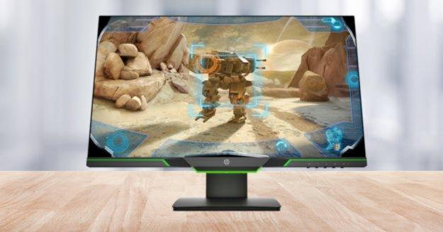 Ab heute bei Aldi: Full-HD-Gaming-Monitor von HP für 219 Euro – lohnt sich der Kauf?