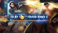 Metalband Iron Maiden verklagt das Videospiel Ion Maiden