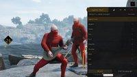 Mordhau-Spieler glitchen in die Charakterauswahl und photobomben andere Spieler