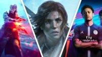 PlayStation Store: Spare bis zu 86 Prozent beim Kauf von Rise of the Tomb Raider und weitere Deals zu EA-Spielen