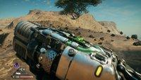 Rage 2: BFG finden - Fundort der Waffe aus Doom