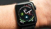 Update für die Apple Watch angekündigt: Unerwartete Versionsnummer für die Smartwatch
