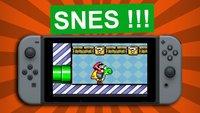 Diese 25 SNES-Games wünsche ich mir auf der Switch