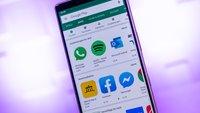 Nicht WhatsApp: Das ist die beste Android-App des Jahres