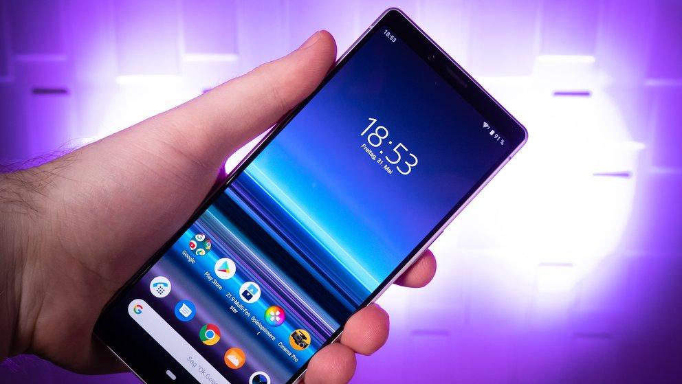 Android 10 für Sony-Handys: Diese Xperia-Smartphones sollen das Update erhalten